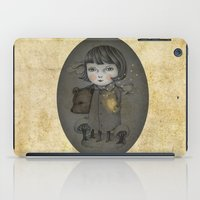 Come Night iPad Case
