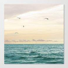 Seascape No. 3 Canvas Print