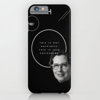 iPhone & iPod Case featuring Fake smile sells everything. by Typexperiments
