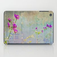 Happiness Seems Made To … iPad Case