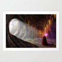 Sanctum Art Print