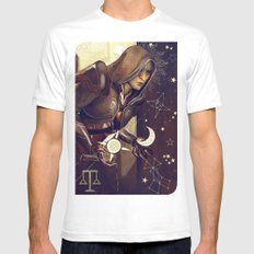 Daegraed over Eventide Mens Fitted Tee White SMALL