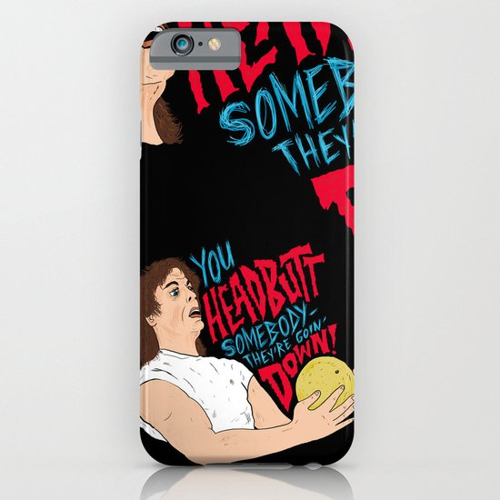 Headbuttin' Melons iPhone & iPod Case