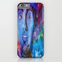 iPhone & iPod Case featuring MACMILLER by Kiki Christina