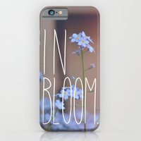 iPhone & iPod Case featuring In Bloom by Valerie Bee
