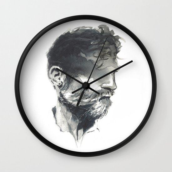the other (Var I) Wall Clock
