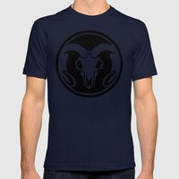 Day of the Ram Mens Fitted Tee Navy SMALL