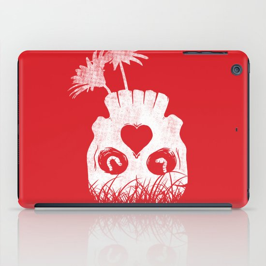 Love is where you find it iPad Case