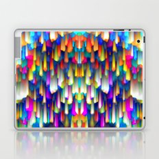 Colorful digital art splashing G390 Laptop & iPad Skin