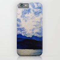 Blue Mountain No.1  iPhone 6 Slim Case