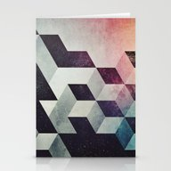 Stationery Cards featuring Spyce Ryce by Spires