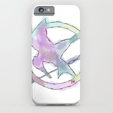 Mockingjay Watercolors iPhone 6 Slim Case