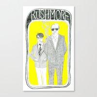 Rushmore Canvas Print