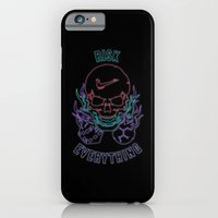 iPhone & iPod Case featuring Risk Everything by jajoão