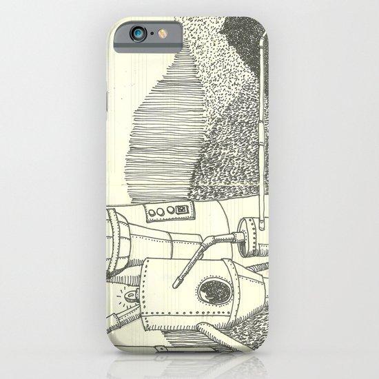 cementera iPhone & iPod Case
