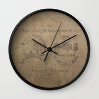 Rapture Wall Clock