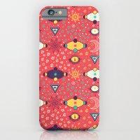 Cosmos Pattern iPhone 6 Slim Case