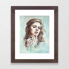 HunkyDory Framed Art Print