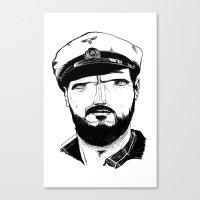 Das boot Canvas Print