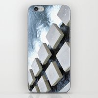 Stepping Stone iPhone & iPod Skin