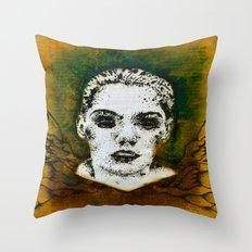 Wings Series One (Angel) Throw Pillow