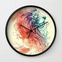 Sea Lion Wall Clock