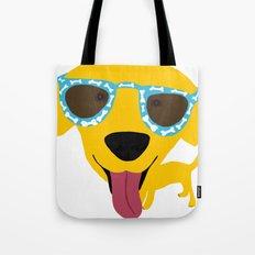 Labrador dog - Sunglasses Tote Bag