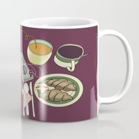 Breakfast, the Most Important Meal of the Day Mug