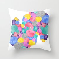 What's Inside Is More Th… Throw Pillow