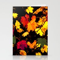 Fall Legends I Stationery Cards