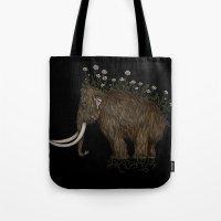 mammoth in bloom Tote Bag