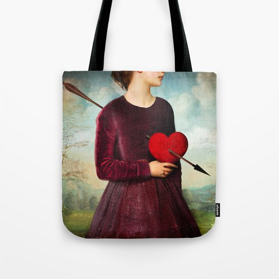 The Heartache Tote Bag