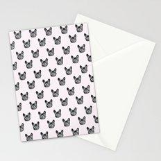 Polka dog Stationery Cards
