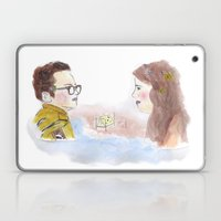 Sam and Suzy, Moonrise Kingdom Laptop & iPad Skin