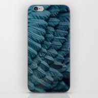 Ombre Wings iPhone & iPod Skin