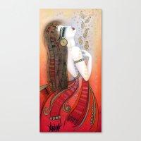 SOUL VIOLINS Canvas Print
