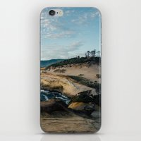 Rugged Pacific City iPhone & iPod Skin