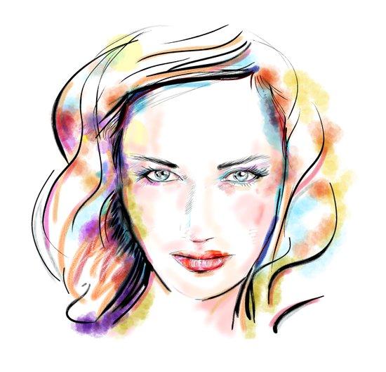 Color 04 Art Print