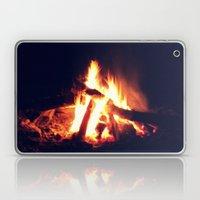 Streams of Fire Laptop & iPad Skin