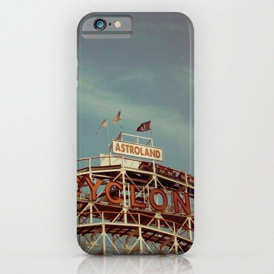 Coney Island Cyclone iPhone & iPod Case