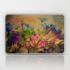 Flowers have music for those who will listen Laptop & iPad Skin