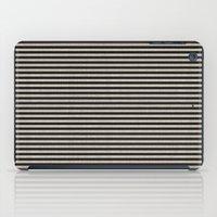 Stripes. iPad Case