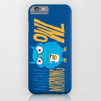 iPhone & iPod Case featuring Morning Owl by Chris Piascik