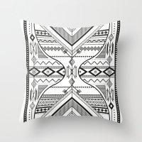2112|2012 Throw Pillow