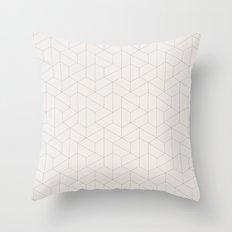 Hexagonal Throw Pillow