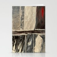 Textured Marble Stationery Cards