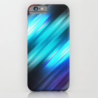 iPhone & iPod Case featuring Warp Future by Stefan Trudeau