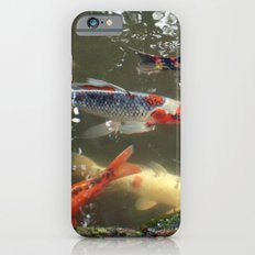 Koi Pond iPhone 6s Slim Case