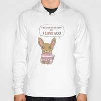 But I Love You! Hoody