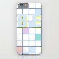 Be Windowpane Grid iPhone 6 Slim Case